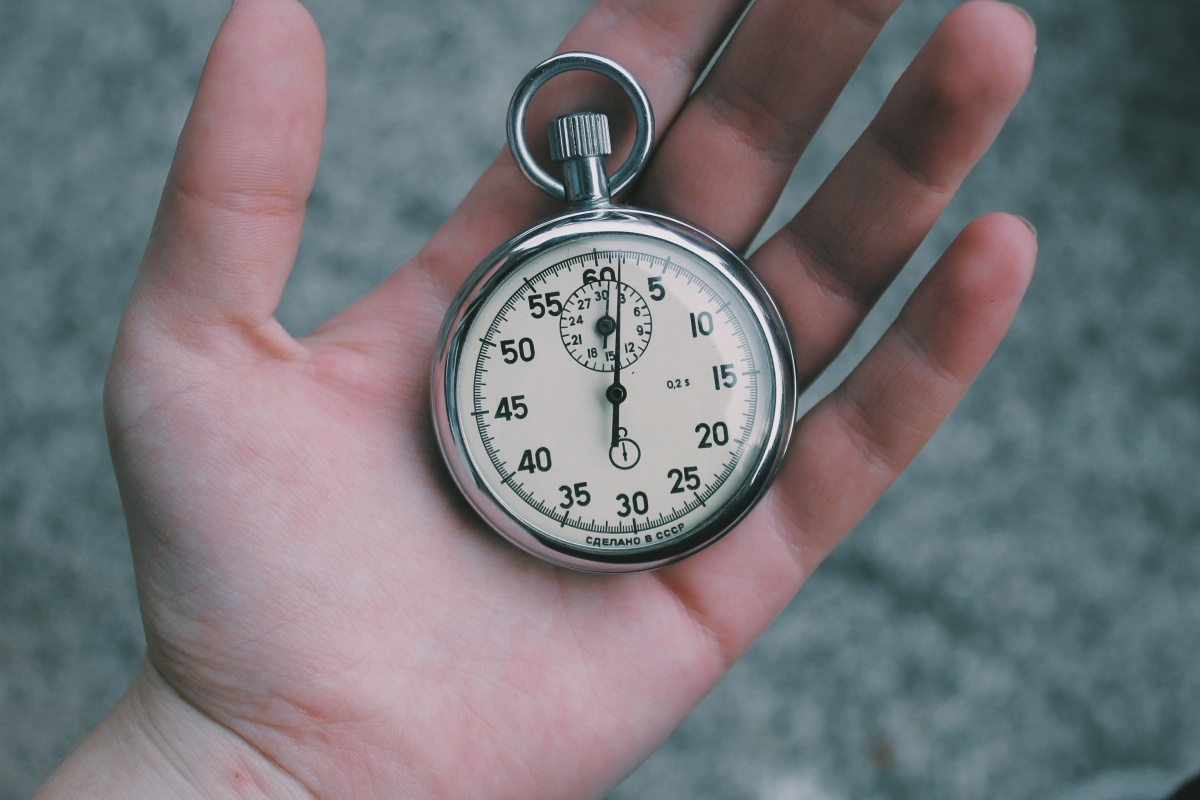 Pocket Watch photo by Veri Ivanova via Unsplash.com