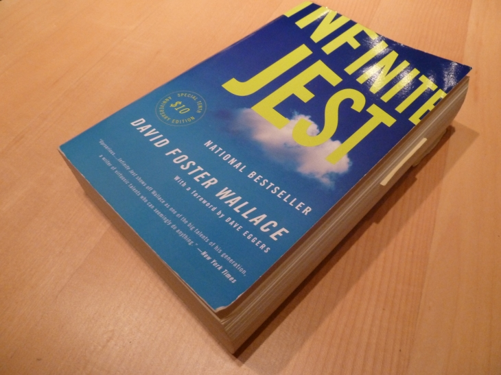 InfiniteJest cover